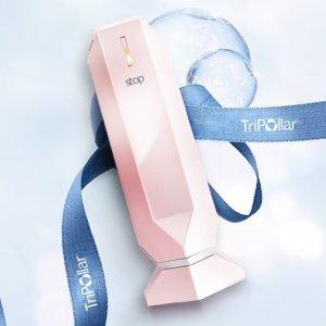 €129(原价€299) 比国内便宜1800元TriPollar STOP 脸部射频美容仪以色列童颜机 低至4.3折 少女粉补货啦
