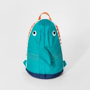 Cat   JackBoys  Shark Backpack - Cat   Jack™ Turquoise 35f50116de242