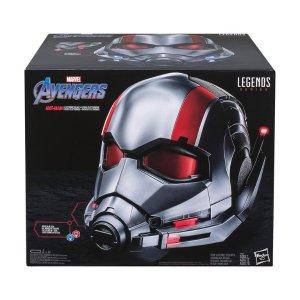 $34.99 好价速入限今天:孩之宝 Marvel Legends 蚁人头盔收藏版