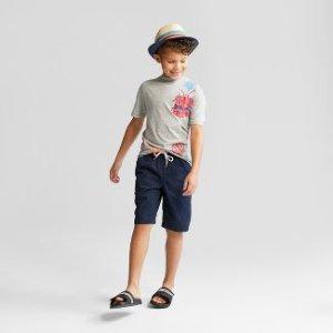 As Low as $4Kids' Tees, Tanks & Shorts Sale @ Target
