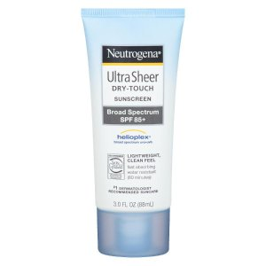 Neutrogena Ultra Sheer Dry-Touch Sunscreen, SPF 85 | Walgreens