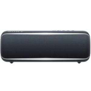 $39.99 (原价$99.99)Sony SRS-XB22 便携式蓝牙音箱 黑色款