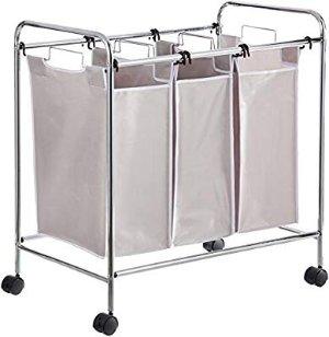 $24.20 AmazonBasics 3-Bag Laundry Sorter @ Amazon