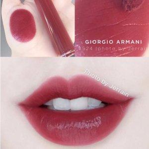 浓郁干燥玫瑰红管唇釉 #524