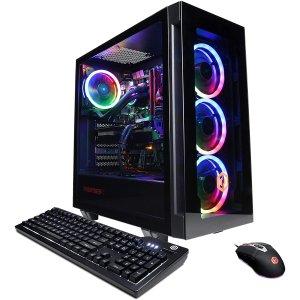 $1679.99CyberPowerPC Desktop (i7-11700F, 3060, 16GB, 500GB+2TB)