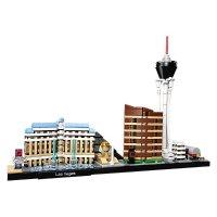 Lego 拉斯维加斯 - 21047 | Architecture 建筑系列