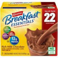 Carnation 巧克力营养奶粉 1.26oz. 22包