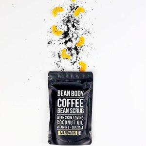 无门槛7折Bean Body 咖啡身体磨砂膏热卖 维密超模也在用