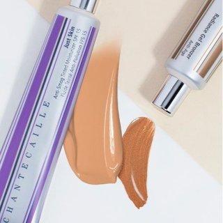 无门槛7.8折 £53收紫色隔离香缇卡全线彩妆护肤热促 钻石面膜、花妍面膜都有