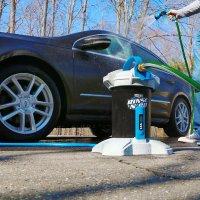 Unger 家用专业级一站式去离子洗车系统