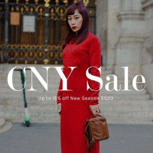 Up to 15% OffCETTIRE CNY Select Items Sale