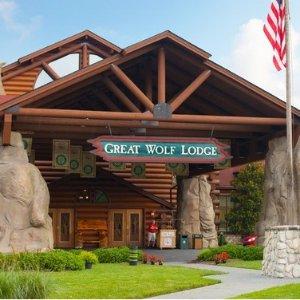 大狼屋水上乐园度假村 弗吉利亚威廉斯堡店