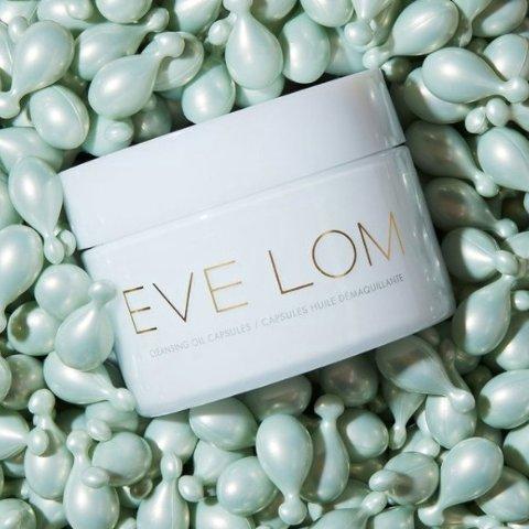 限时6.3折 随时截止EVE LOM 全线热促 超低价收最强卸妆、急救面膜等