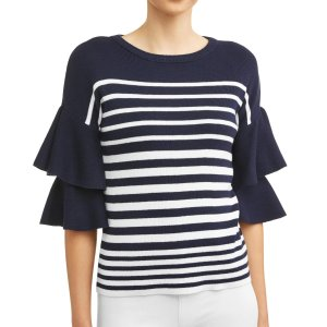 Only $6 (Org.$13.98) Willow & Wind Top Sale @Walmart