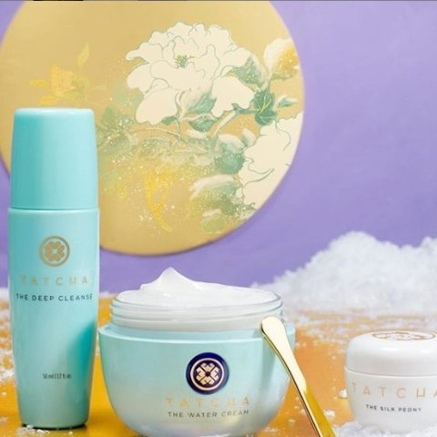 Free 2 GWPTatcha Skincare Products Sale