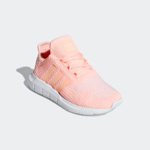 低至5折+包邮adidas 儿童运动鞋履特卖 小脚妹子可穿大童款