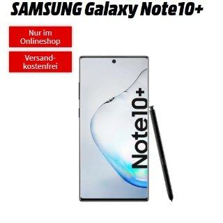 每月12GB流量三星Galaxy Note 10 Plus超值合同机