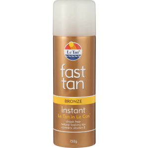 Cruelty Free Vegan Le Tan in Le Can Bronze 150g - Le Tan