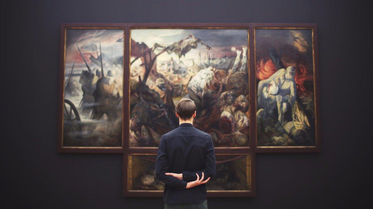 逛展网站安利:8家艺术博物馆线上深度体验指南,全球展览免费逛!