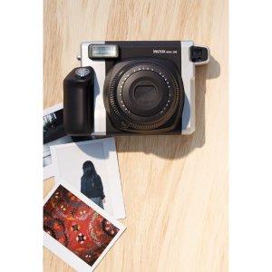 $100 白色UO联名版同价Fujifilm Instax Wide 300 拍立得相机