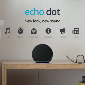 低至5折 Echo Dot 3代仅19史低价:Amazon Echo 多款智能家居Prime Day好价 超高性价比