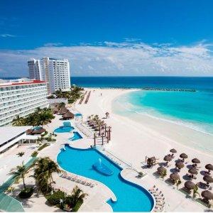 两人$490 省70%闪购:墨西哥坎昆5晚四星级全包式度假村