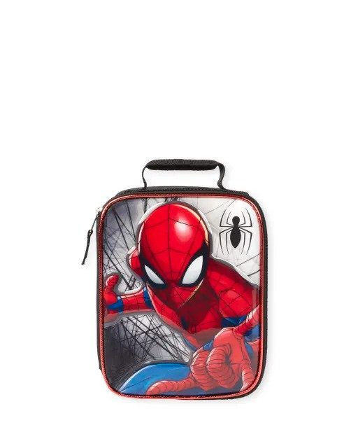 男孩蜘蛛侠双肩包