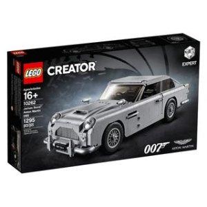 James Bond™ Aston Martin DB5 10262   Creator Expert   Buy online at the Official LEGO® Shop US