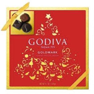 $4 for 11ctGodiva Christmas Assorted Chocolates