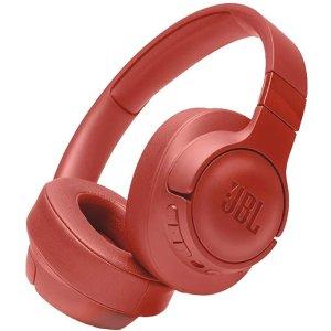 JBLTune 750 无线降噪耳机 红色