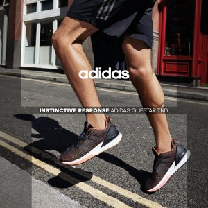 $33.74adidas Men's Questar Tnd Running Shoe @ Amazon.com