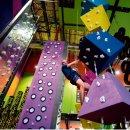 $7/小时(原价$18/小时)Turbo Climb 悉尼室内攀岩 岩壁上的芭蕾