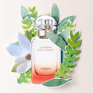 $120 送Milk Makeup睫毛膏上新:Hermes 爱马仕泻湖花园香水 探寻你的內心秘密