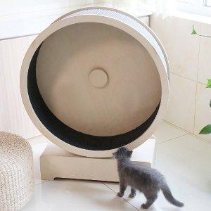 封面款$232Penn-Plax 多款猫咪家具促销,滚轮款和迪士尼系列上新