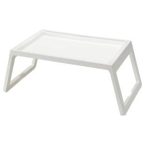 KLIPSK Bed tray - white - IKEA