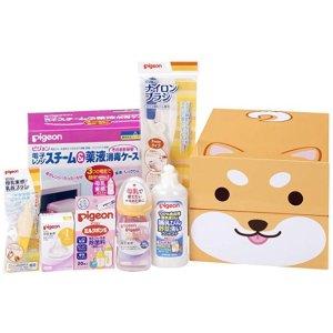 $70 / RMB467日亚限定 柴犬包装 贝亲奶瓶系列套装 特价
