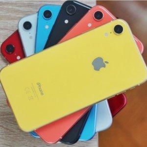 Apple或使用话费套餐€112.25*4个月iPhone XR 64G