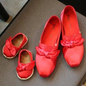 5折起+额外8折 $14.4起 收迪斯尼即将截止:TOMS 官网童鞋促销区热卖,妈咪穿大童、轻松凑亲子