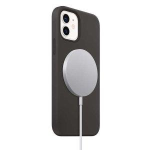 $39.97 官方套装Apple iPhone 12 mini 官方液态硅胶壳 + MagSafe 快充适配器