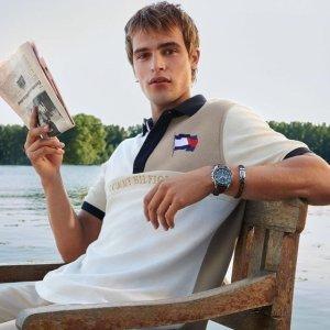 低至4折 内裤4条$20Tommy Hilfiger 精选服饰箱包特卖,钱包$14 T恤$24