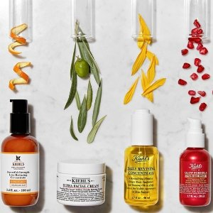 15% OffWith Every $75 Kiehl's Purchase @ Belk