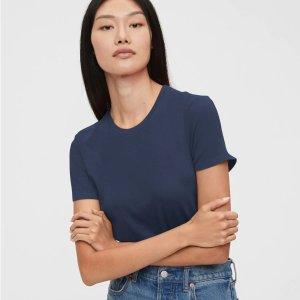 Gap多色可选,S码缺货~修身T恤