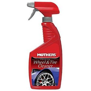Mothers Foaming Wheel & Tire Cleaner (24 oz.) 05924: Advance Auto Parts