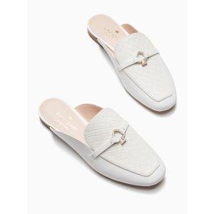 Kate Spadelogo凉鞋