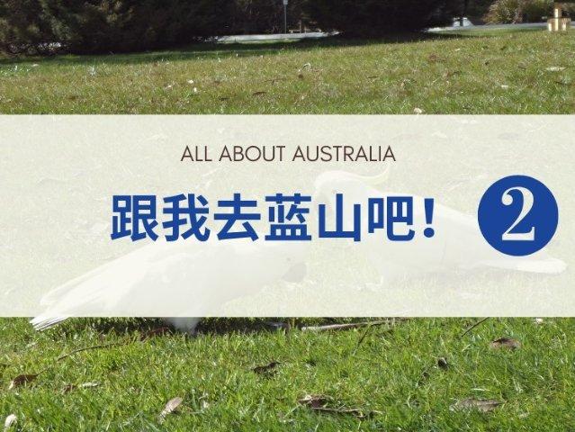 澳洲特辑|感受蓝山吧!(二)