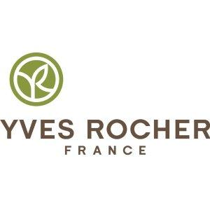低至2.5折+任意单送好礼最后一天:Yves Rocher $1.6收莓果润唇膏 $5.5收头皮排毒发醋