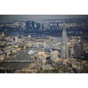 Buyagift双人直升机 30分钟伦敦上空