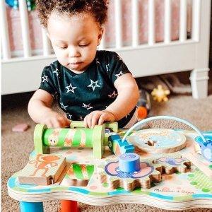 全场8折 低至$1.99起Melissa & Doug 儿童益智玩具全场特卖 让孩子边玩边学习