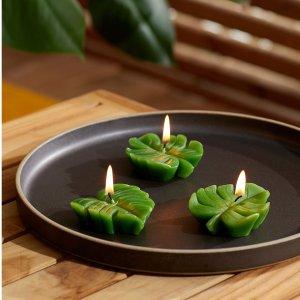 Simons Maison植物蜡烛 3件