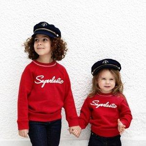 7折 衣物耐穿、柔软,高品质Petit Bateau 法国高端品牌精选儿童产品半年特卖